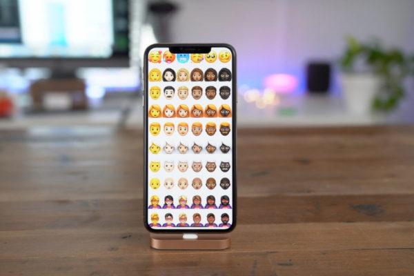 iPhone, con iOS 12.1 in arrivo 70 nuove emoji