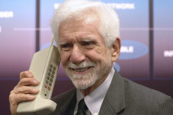 Dalla prima telefonata con il cellulare ad oggi