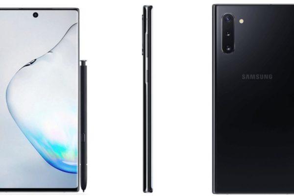 Tutte le novità sul Samsung Galaxy Note 10 e Note 10 Pro