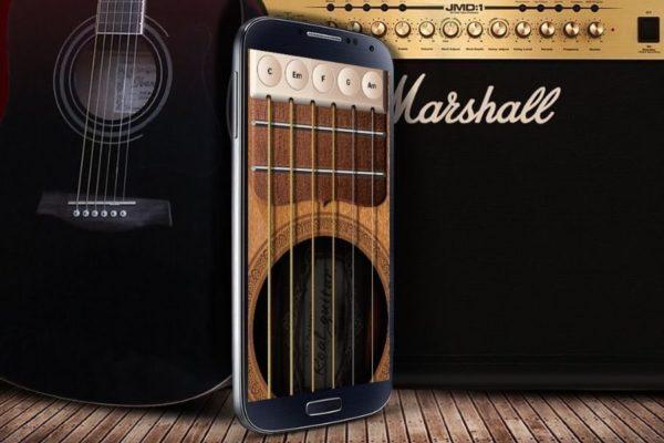 Le 3 app per un vero chitarrista