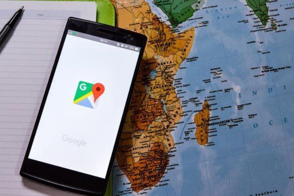 Google Maps: nuovi avvisi di sicurezza per le calamità naturali