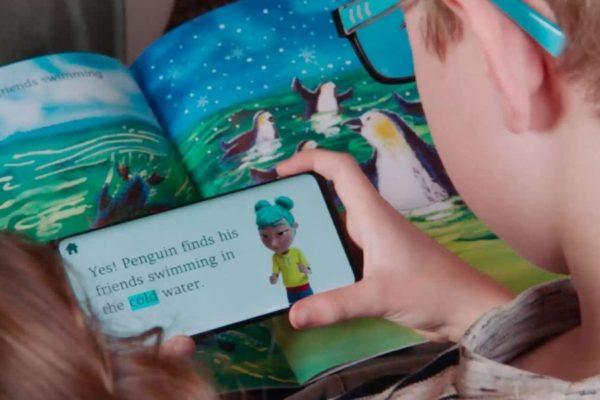 Huawei amplia la libreria di StorySign, l'app dedicata ai bambini non udenti