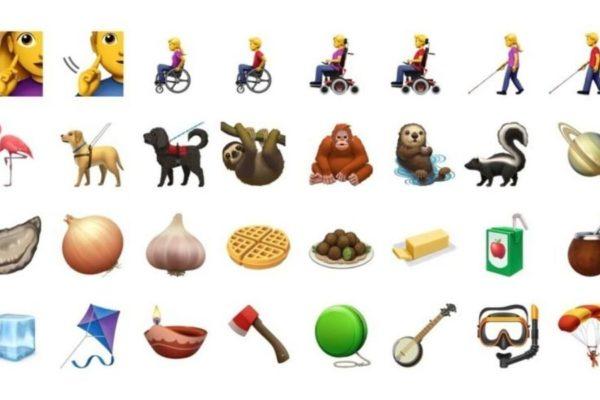 230 nuove emoji per iOS 13.2!