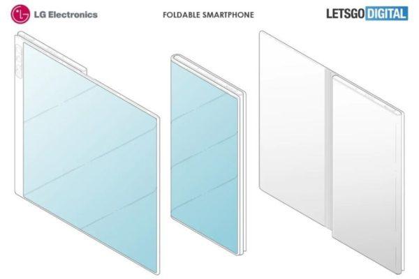 LG: è in arrivo lo smartphone pieghevole?