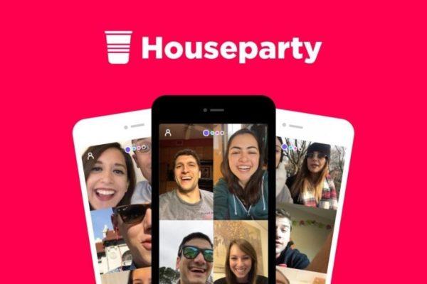 Far festa ai tempi del Covid-19: con HouseParty si può!